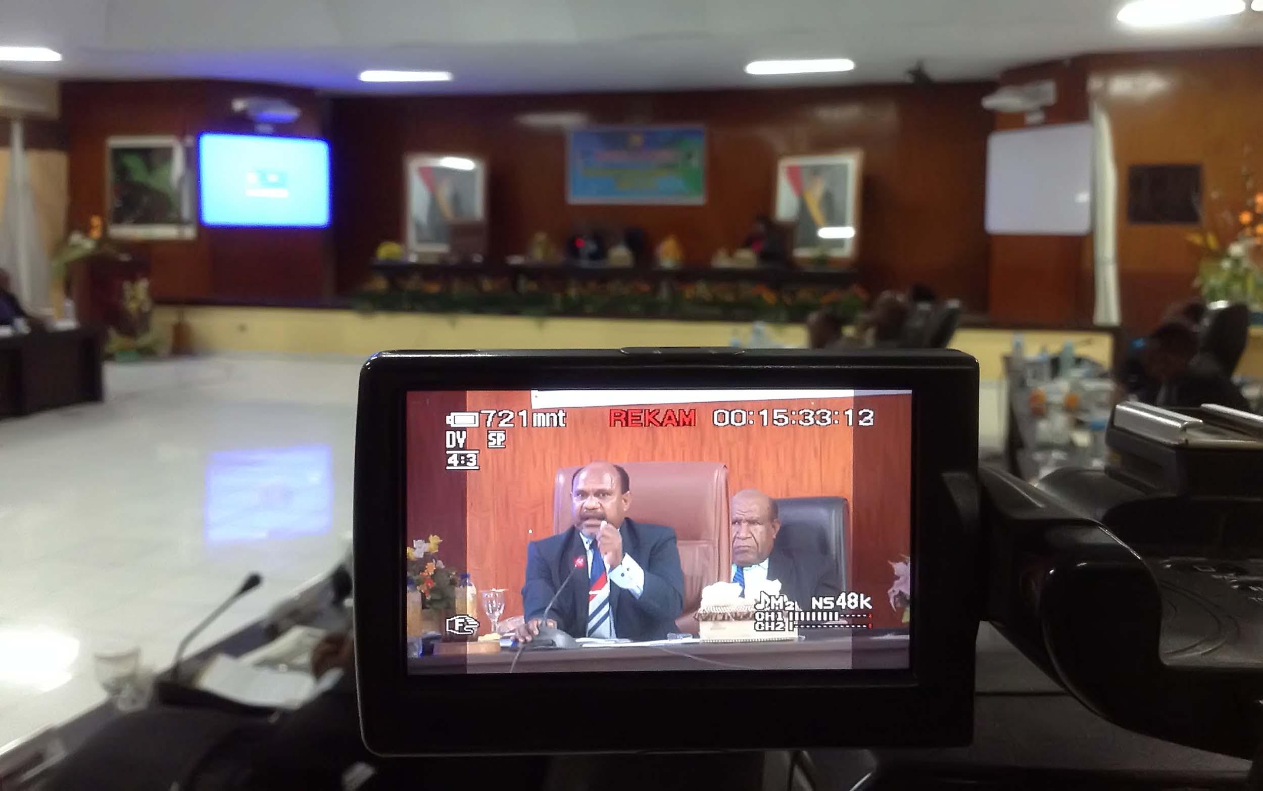 MRP akan mengevaluasi penggunaan dana Otsus