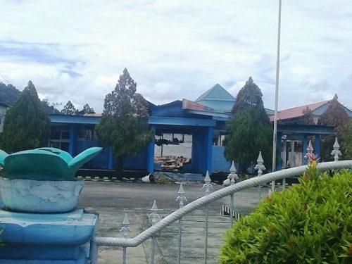 MRP berharap rekonstruksi kantornya segera selesai