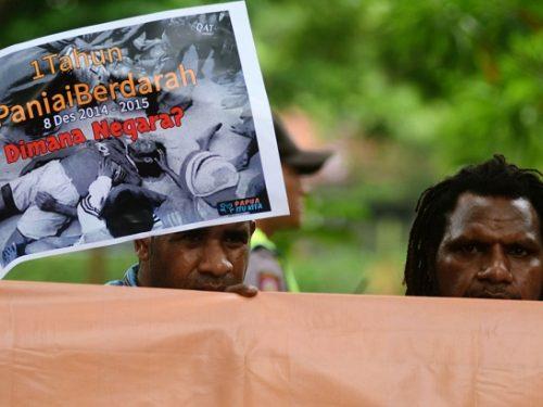 DPRP-MRP didesak minta Jokowi bentuk Pengadilan HAM di Papua