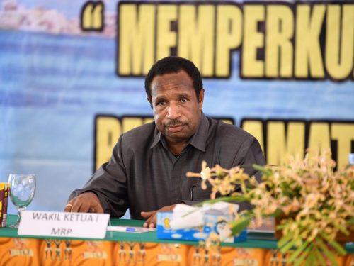 Otsus Papua: kewenangan dibuat MRP, kebijakan tetap milik Jakarta