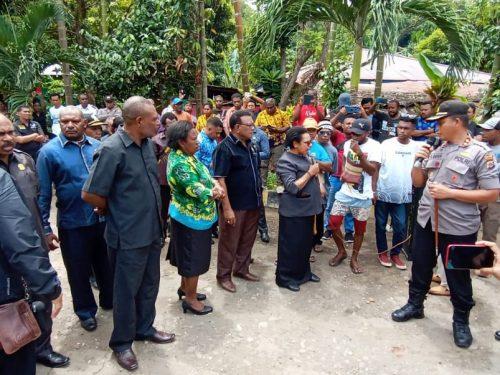 MRP kunjungi tanah ulayat Tanawani yang dikuasai Pertamina