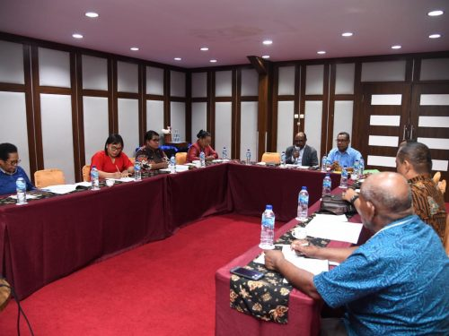 DPRD Biak Numfor teruskan aspirasi eks OPM kepada MRP